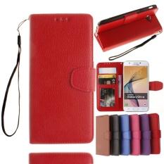 for Samsung Galaxy J7 Prime u0026amp; On7(2016) Wallet Case Classic Flip Folio