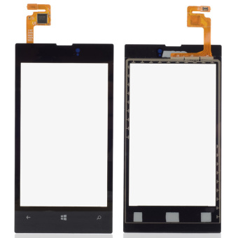 Front LCD Lens Screen Digitizer Touch Glass For Nokia Lumia 520 B0264 P1.0.36 - Intl