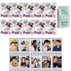 Fujifilm Instax Mini Airmail Instant 100 Film For Fuji 7.8 2.50s 7.90 / Polaroid 300 Instant Camera / Share SP-1