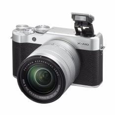 Fujifilm X-A10 Kit 16-50 f/3.5-5.6 OIS II - silver