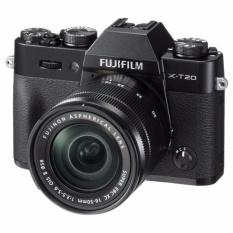 Fujifilm X-T20 Kit Lensa XC 16-50mm f2.8-4 R LM OIS BLACK