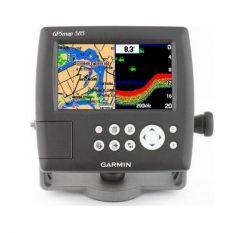 Garmin GPSMAP 585 + Memory Card 4 GB Peta Laut Indonesia