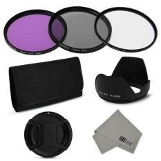Generic FitTek Optical Glass Filter Accessories Kit - Intl