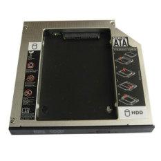 Generic New 12.7mm Sata To Sata 2nd Hdd Hard Disk Driver Caddy For Hp Dv5 Dv5z Dv5t Dv4
