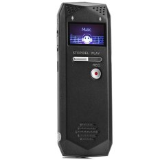 GH - 628 Professional LCD 8GB Digital Voice / Audio Recorder With MP3 Player Function (Grey)