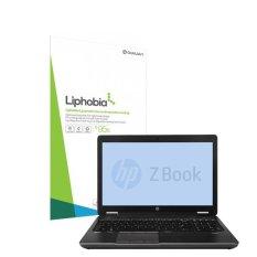 Gilrajavy Liphobia HP Z Book 15 laptop Screen Guard Hi Clear Clean protector 1P shield anti