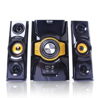 GMC Multimedia Speaker 889B / Speaker Aktif 2.1ch ( BluetoothConnection )