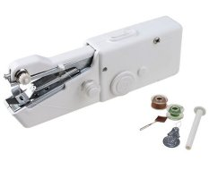 Gogo Mesin Jahit Tangan Portable - Handheld Sewing Machine - Putih