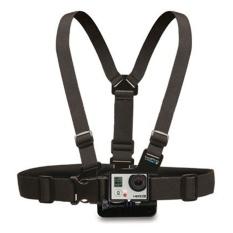 Gopro Accessories Harness Adjustable Elastic Gopro Belt Body Chest Strap Mount for Go pro Hero 5 4 3+ SJCAM SJ6 SJ7 M20 SJ5000 - intl