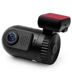 GPS Car Dash Cam DVR Camera Recorder Mini 0805 Ambarella A7 Super HD 2560*1080P With GPS - Intl