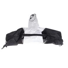 Gracefulvara Camera Waterproof Dust Protecter Rain Cover (Black / White)