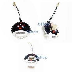 Gshop High Speed Memory Card Reader USB 2.0 Micro SD Angry Bird Hitam