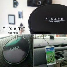 GStation Fixate Gel Pad Sticky Round Circle for Mobile Phone
