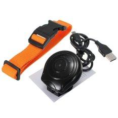 H&Y Digital Mini Pet Cam Camera Collar Video Trace RecorderDVRMonitorBehavior Suitable For Dogs Cats Puppy +8 GB TF Card - intl