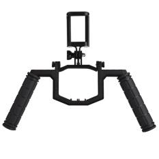 Handle Grips Rod Clamp Support Kit for DSLR Camera Camcorder Shoulder Rig Handheld Stabilizer - intl