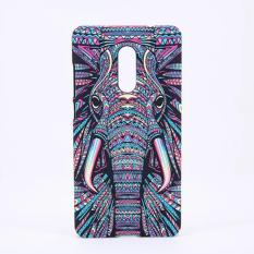Hard PC Animal Pattern Cover Case for Xiaomi Redmi Note 4X intl .