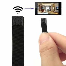 HD 1080P 5MP Mini Hidden Camera Wireless Digital Video Recorder For Phone Tablet - intl