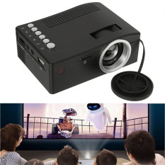 HD penuh 1080P Home Teater Mini Proyektor Cinema Multimedia USB LED TV HDMI MT - Internasional