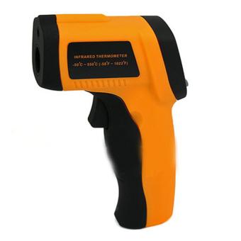 HKS GM550 Thermometer LCD Display Digital IR (Orange)