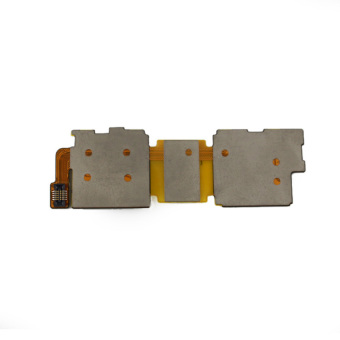 HKS Replacement Inner SIM Card SD Reader Flex Cable For Samsung Galaxy S5 I9600 G900F