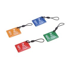 HKS Smart NFC Tags For Samsung Nokia Sony 4pcs (Intl)