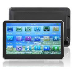 Hot 5 Inch Auto Car GPS Navigation Sat Nav 4gb New Map Wince 6.0 Fm Mp4 (EXPORT) (Intl)
