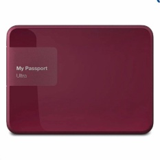 Hot Seller 2TB Portable External Hard Disk Drive (Red) - intl