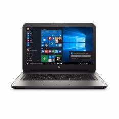 "HP 14-AM506TU - Intel Core I3-6006 - 4GB - 500GB - 14"" - Windows 10 - Silver"