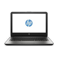 HP 14-BS005TU - Intel Celeron N3060 - RAM 4GB - 500GB - 14' - Windows 10 - Silver