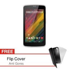 HP 7 Voice Tab 2 - 8GB - Putih + Gratis Screen Protector dan Flip Cover