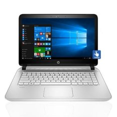 HP Pavilion 14-v206TX - Intel Core i5-5200 - 4GB - 750GB - VGA - Windows 8 - TouchScreen - Putih