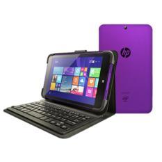 HP Stream 8 Smart PC - 32GB - Keyboard BT - Purple