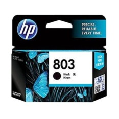 HP Tinta 803 Black Original Ink Cartridge