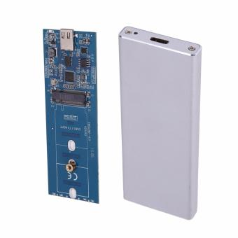 Jual 5Gbps USB 3.1 Type C to NGFF M.2 B Key SSD Converter Card External Enclosure Case (White) - intl Harga Termurah Rp 663000.00. Beli Sekarang dan Dapatkan Diskonnya.
