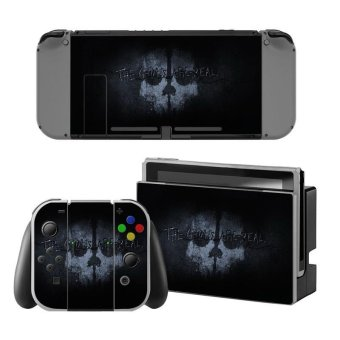 Decal Skin Sticker Dust Protector for Nintendo Switch Console ZY-Switch-0183 - intl