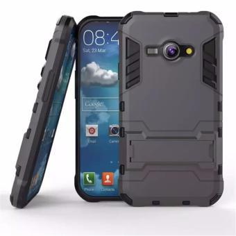 Case Samsung Galaxy J7 2015 Transformer Robot Casing Iron Man – Black