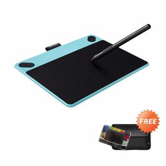 Jual Wacom Intuos Art Medium Pen Tablet - Blue Mint Gratis Softcase + Antigores Harga Termurah Rp 3250000.00. Beli Sekarang dan Dapatkan Diskonnya.