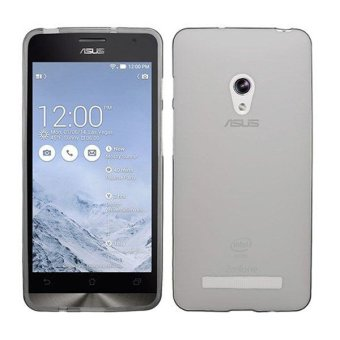 1Shop Zenfone 5 TPU Ultra Thin Case - Abu-Abu