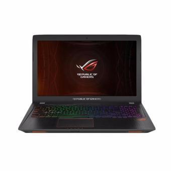 Jual Asus GL553VD-FY280D BLACK - Ci7-7700HQ - 8GB - GTX1050 4GB - 15.6