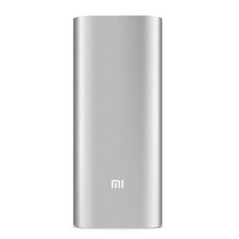 Jual Xiaomi Mi Powerbank 16.000 mAh Original - Silver Harga Termurah Rp 399000.00. Beli Sekarang dan Dapatkan Diskonnya.