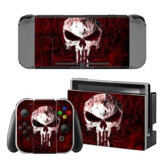 Decal Skin Sticker Dust Protector for Nintendo Switch Console ZY-Switch-0181 - intl