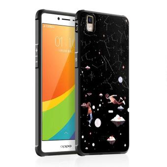 ARMBAND FOR OPPO R7 LITE HITAM. Harga Oppo R7 Harga Baru 2017 Source BYT Silicon Debossed Printing Cover Case .