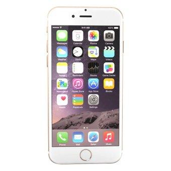 Jual Apple iphone 6 - 64 GB - Gold (Distributor Certified Refurbished) Harga Termurah Rp 13999000.00. Beli Sekarang dan Dapatkan Diskonnya.