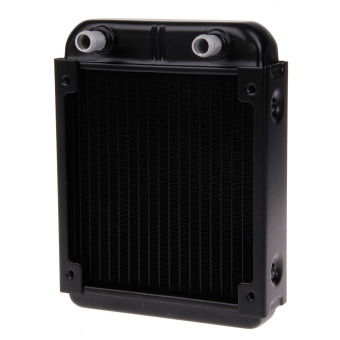 ZUNCLE WT-006 Aluminum Radiator / Cooling Gear(Black)