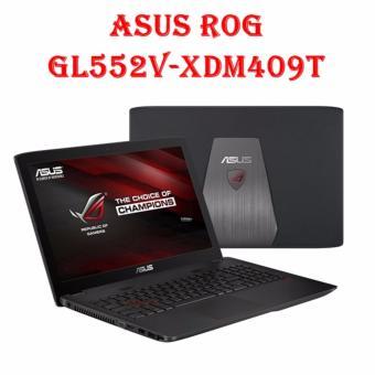 Jual Asus ROG GL552V-XDM409T (i7-7700HQ, 4GB, 1TB, GTX950 MX 4GB) Harga Termurah Rp 13800000.00. Beli Sekarang dan Dapatkan Diskonnya.