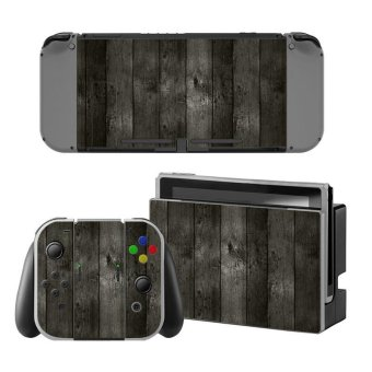 Decal Skin Sticker Dust Protector for Nintendo Switch Console ZY-Switch-0158 - intl