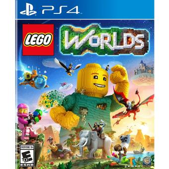 harga Sony LEGO Worlds PS4 Lazada.co.id