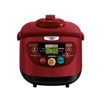 Hitachi Rice Cooker 1.8 Litre XMC18YDRE - Merah - Free Ongkir Jabodetabek