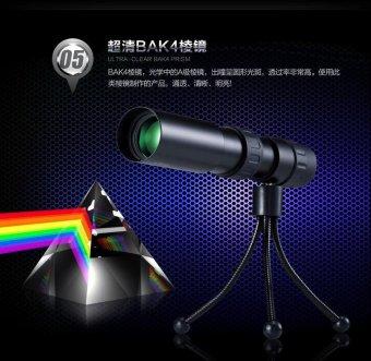 A telescopic telescope 10-90X25 zoom lens with a telescopic BAK4 zoom telescope - intl