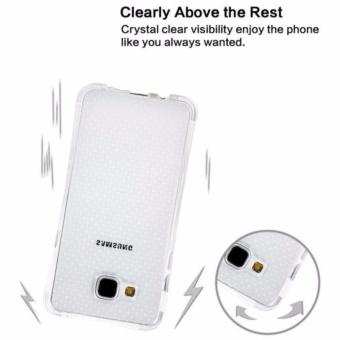 Zenblade Anti Shock Anti Crack Softcase Casing for Xiaomi Redmi Note 3 / Redmi Note 3 Pro - Free Tempered Glass